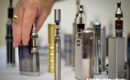 Un nou caz de explozie a unei tigari electronice in Marea Britanie. \