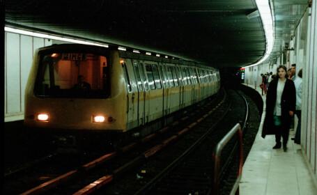 metrou piata romana