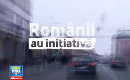 Romanii au initiativa