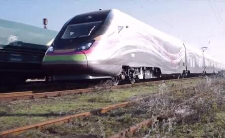 Trenul Hyperion, construit la Craiova
