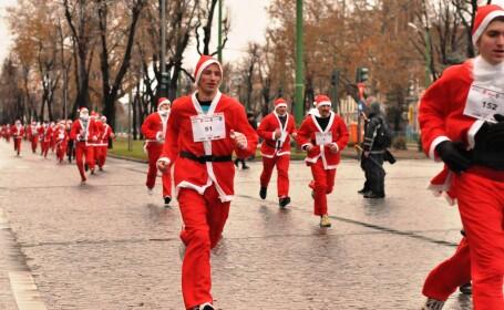 maraton Mos Craciuni