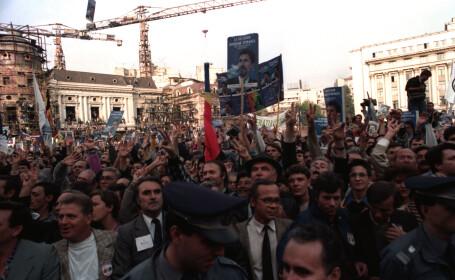 miting Alianta Civica 1992