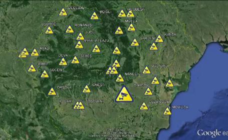 harta radare sarbatori