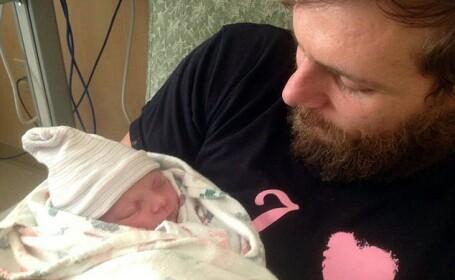 Povestea emotionanta a copilului care s-a nascut la 4 luni dupa ce mama sa a murit