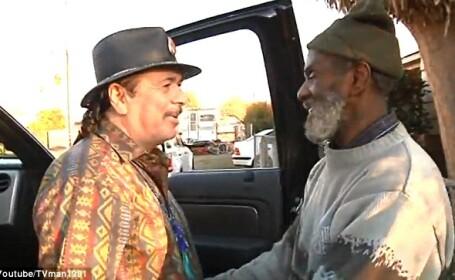 Santana si Marcus Malone