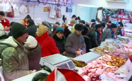 carne, aglomeratie