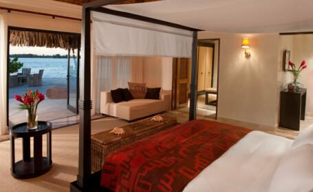 Din Bora Bora pana in New York. Cele mai spectaculoase privelisti pe care ti le poate oferi un hotel