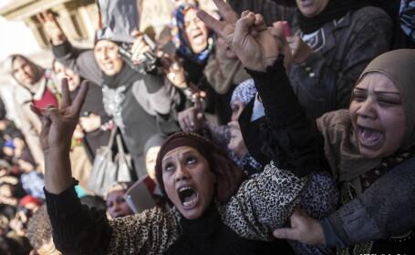 Proteste in Egipt