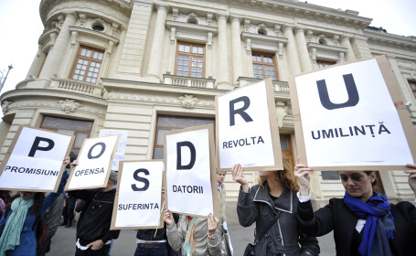 posdru proteste