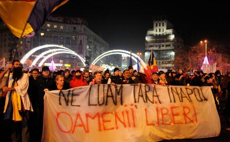 proteste de strada 2013