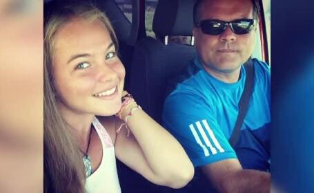 Reactia jucatoarei de tenis din Romania, care a fost agresata de tatal ei pe teren. \