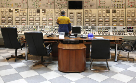 centrala nucleara, Ucraina