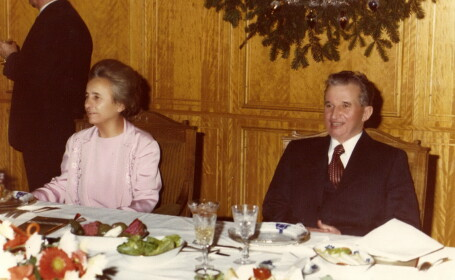 Nicolae Ceausescu, Elena Ceausescu