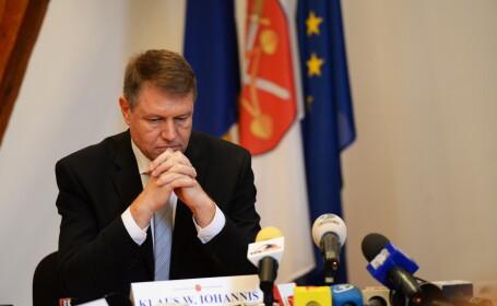 Klaus Iohannis, interviu in limba germana pentru Deutsche Welle: \