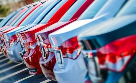 INFOGRAFIC. Cum arata la final de 2014 piata auto din Uniunea Europeana. Tarile care au trecut pe PLUS fata de ultimul an