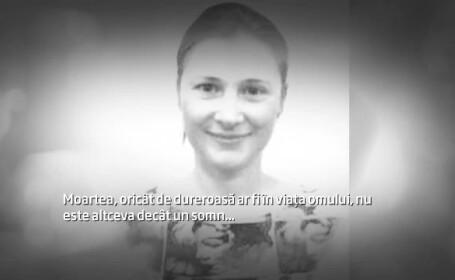 Roxana, inmormantare, SUA