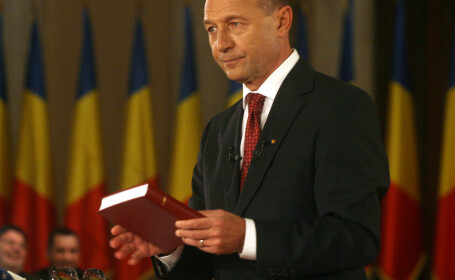 Adio, Cotroceni! Istoria Romaniei in cei 10 ani in care Traian Basescu a fost presedintele \