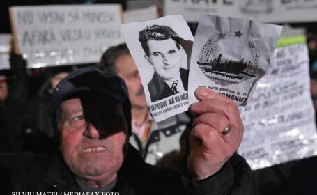 nostalgic Ceausescu
