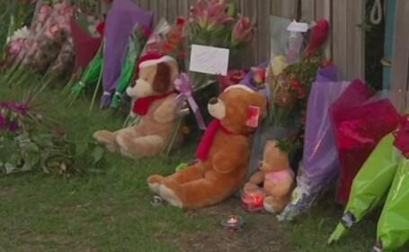 Mama celor sapte copii gasiti morti intr-o casa din Australia, arestata. Ce au gasit politistii in locuinta