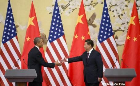 Avertismentul transmis de SUA Chinei, in privinta insulelor artificiale. Reactia Beijingului: Nu ne temem de un razboi