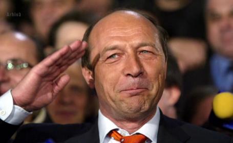 Traian Basescu final de mandat