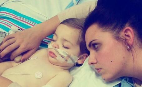 Gestul extrem de emotionant al unei mame care si-a pierdut baietelul de 2 ani. Ce a facut dupa moartea micutului