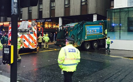 accident Glasgow