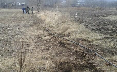 teava de alcool la granita Moldova-Ucraina