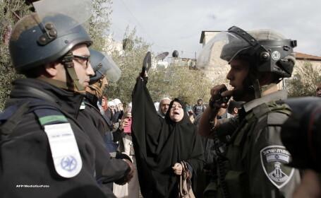 Politia din Israel