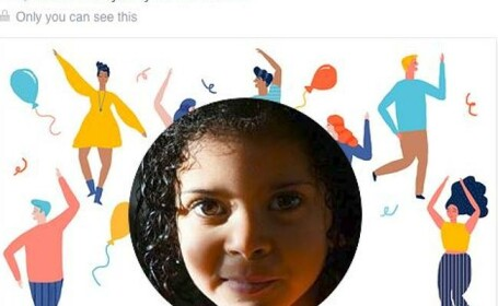 Gafa facuta de Facebook