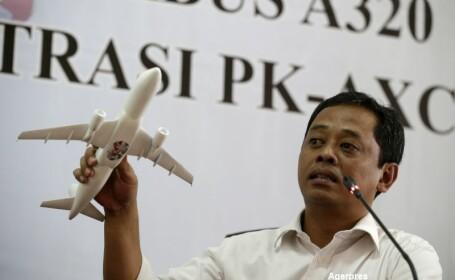 Avion AirAsia prabusit