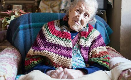 Cea mai batrana femeie din Europa a implinit 116 ani. A mancat timp de 90 de ani cate trei oua dimineata