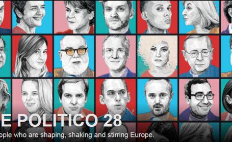 Politico: Laura Codruta Kövesi, pe lista celor 28 de personalitati care \
