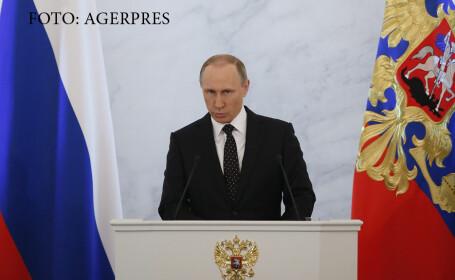 Vladimir Putin, discurs despre starea natiunii 2015