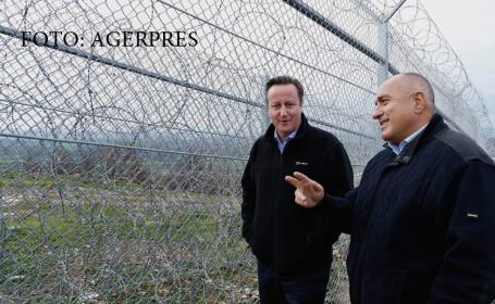 David Cameron si Boiko Borisov