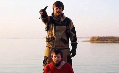 decapitare rusi Statul Islamic