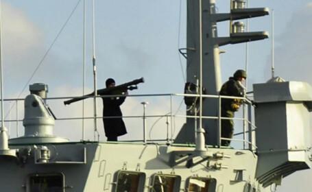 O fotografie cu un militar rus produce noi tensiuni intre Ankara si Moscova. \
