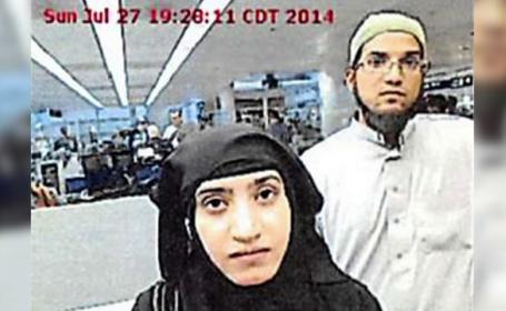 teroristi San Bernadino