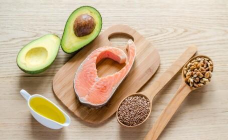 Grasimile NU trebuie excluse din alimentatie. Ce cantitate au voie sa consume copiii si adolescentii