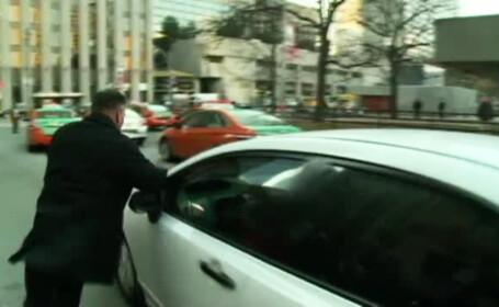 taxi vs. Uber