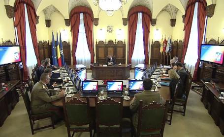 GHIDUL Strategiei Nationale de Aparare a Tarii pentru perioada 2015 - 2019. Ce DECIZII s-au luat in sedinta CSAT