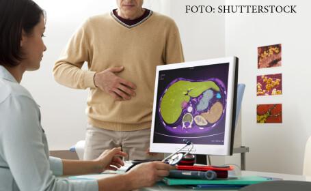 ficat, consultatie la gastroenterolog