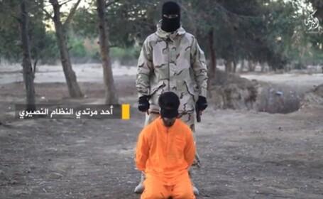 Imagini inspaimantatoare, publicate de ISIS. Cum a fost executat un \