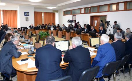 comisii parlamentare, buget