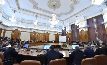 comisii parlament