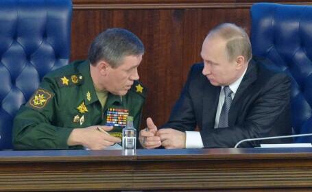 Rusii au anulat summitul Putin-Erdogan, planificat pentru marti