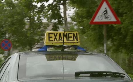 examen de permis auto