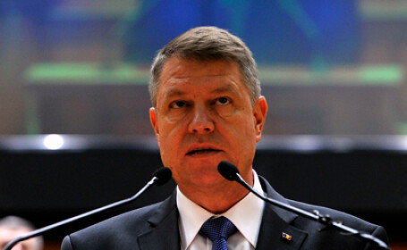cover Klaus Iohannis
