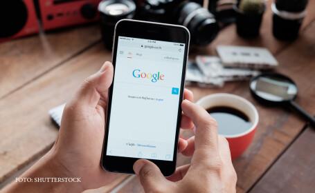 cautare pe Google la cafea