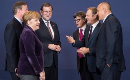 Liderii statelor UE sunt pregatiti sa ajunga la un compromis cu David Cameron pentru a evita un BREXIT. Anuntul facut de Tusk